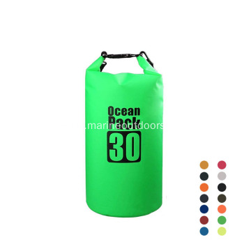 Outdoor Camping Swimming 500D PVC Durable 30L Dry Waterproof Bag